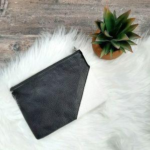 💥Host Pick💥J.Crew genuine leather clutch